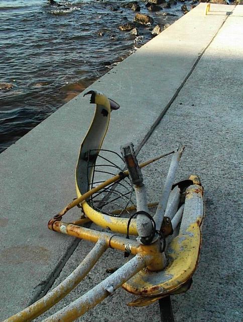 サルベージバイク