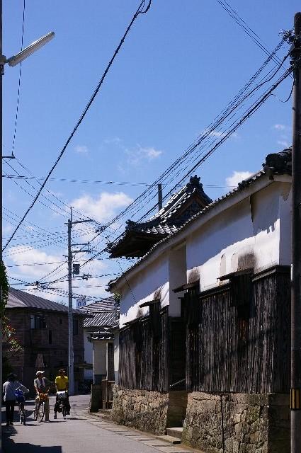 三田・篠山徘徊(野営付)<5>/三田旧市街