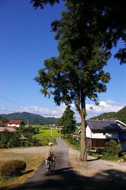 三田・篠山徘徊(野営付)<9>/夏の田舎の風景