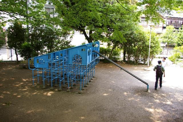 京都七野へ行ってきました-3/紙屋川・滑り棒台