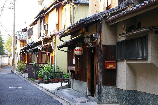 京都七野へ行ってきました-7/上七軒の情気