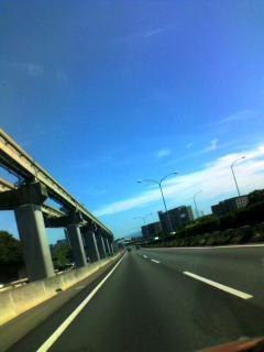 シルバーウイークの高速