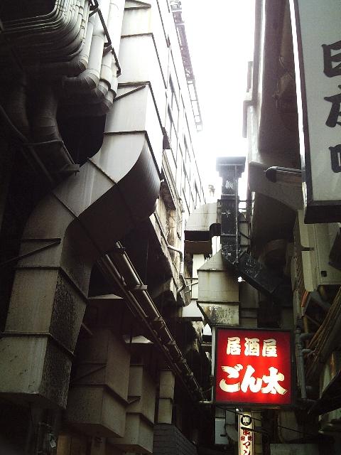 神戸・ブレードランナー感の景観