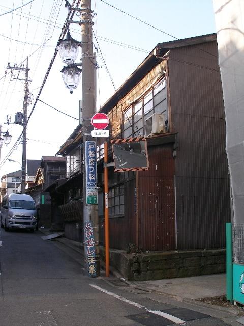 東京では・・・