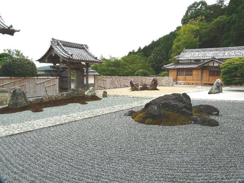 【丹波】石像寺四神相応の庭