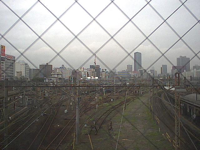昔の品川駅が好きですか?