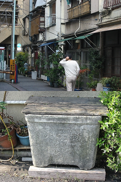 東京路地<2>朽ちる昭和