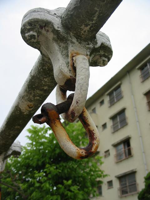 ブランコの吊具